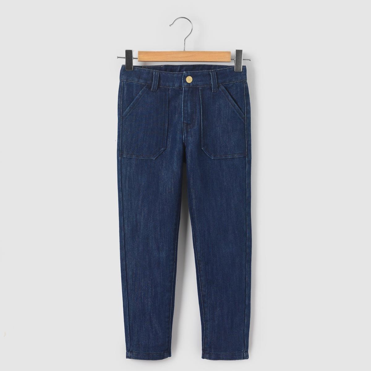 Джинсы-карго, 3-12 лет джинсы boyfit 3 12 лет