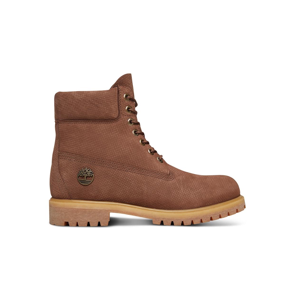 Botines de piel 6 Premium Boot
