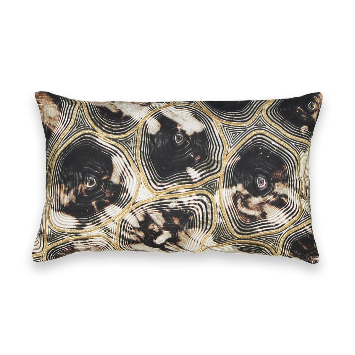 Фото - Чехол на подушку-валик с рисунком агаты, Isdes чехол на подушку валик tasuna