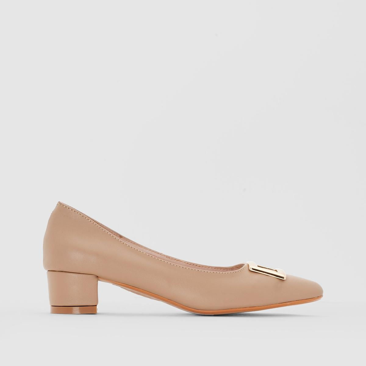 Туфли из кожи от ANNE WEYBURN