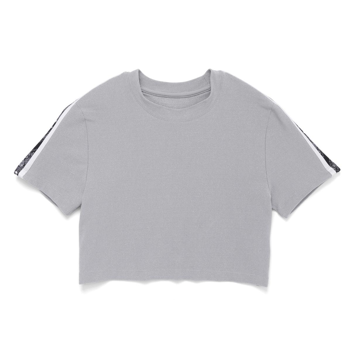 Camiseta MILEY CYRUS, cuello redondo y manga corta