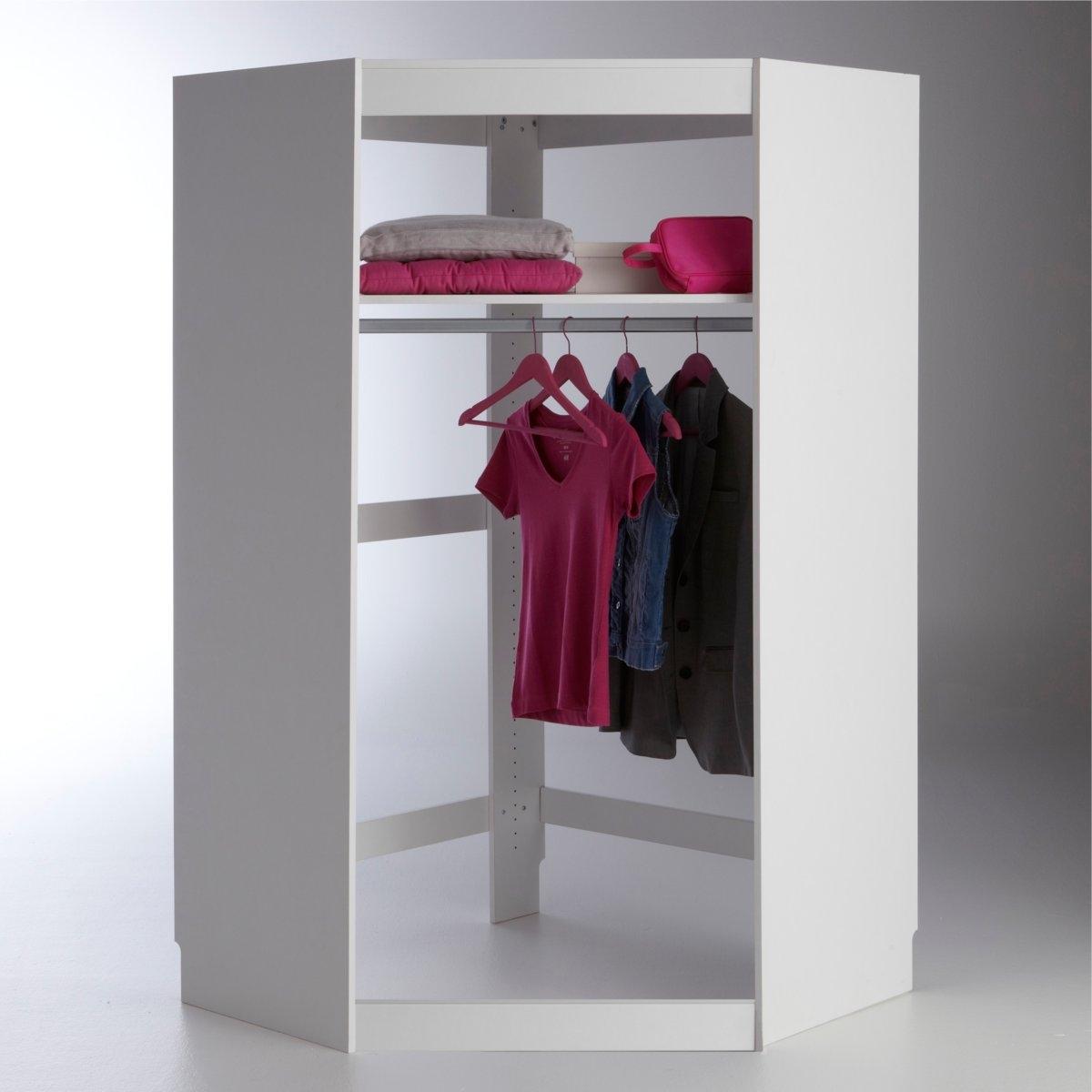 Модуль для одежды угловой Build,