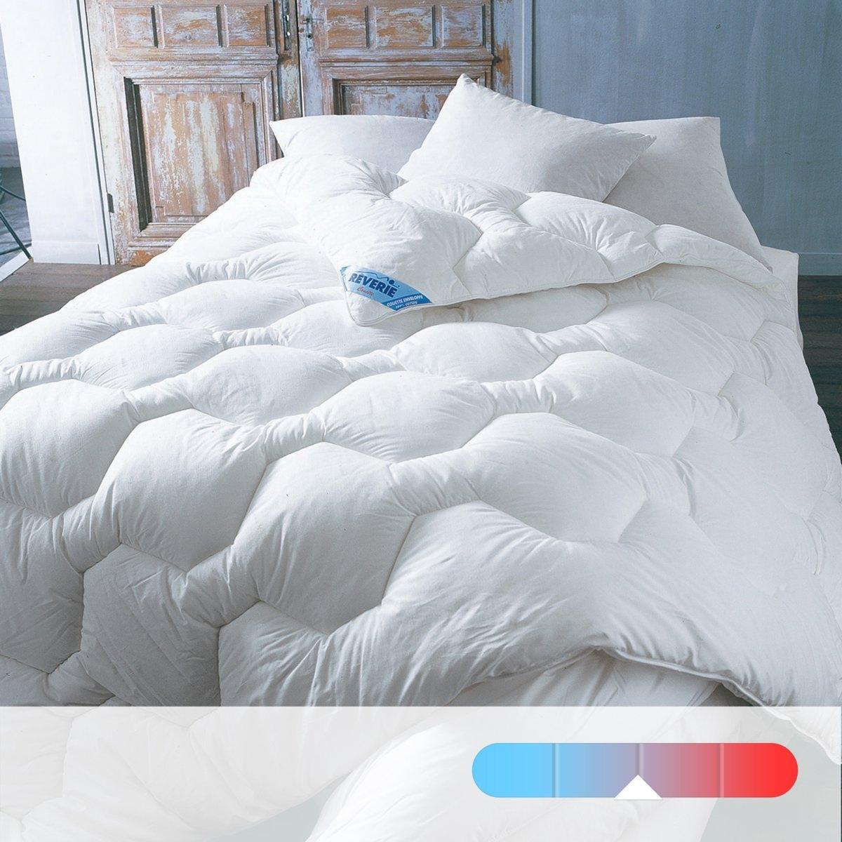 купить Одеяло La Redoute La Redoute 240 x 220 см белый по цене 11999 рублей