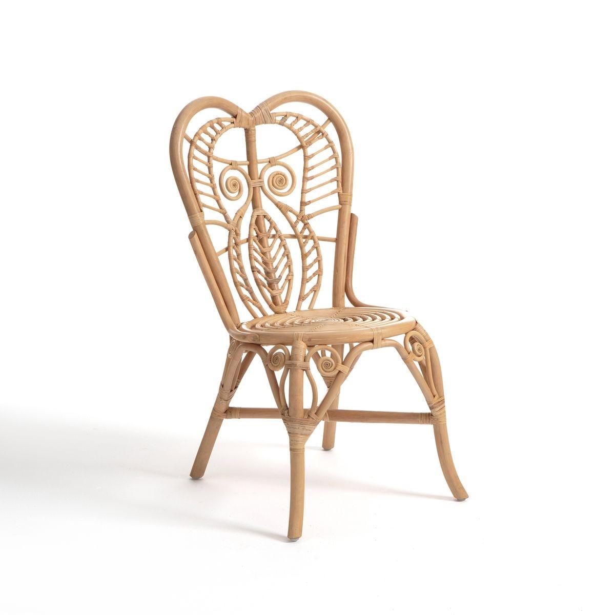 Chaise en rotin Calamus