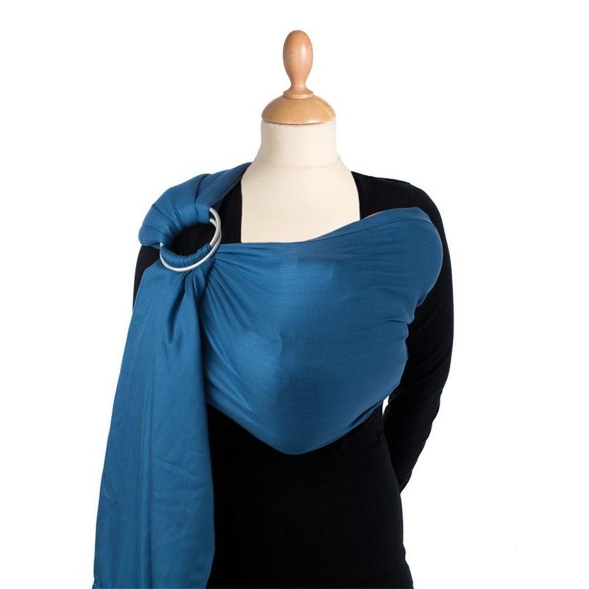 Écharpe de portage Sling Bleu