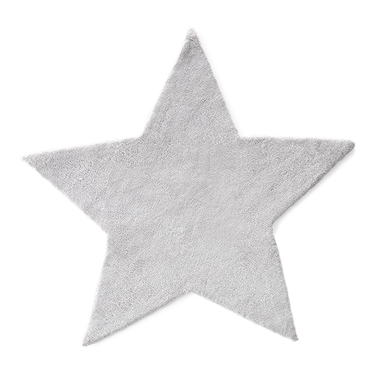 Ковер LaRedoute Детский Estea 100 x 100 см серый ковер hbc bulckaert детский