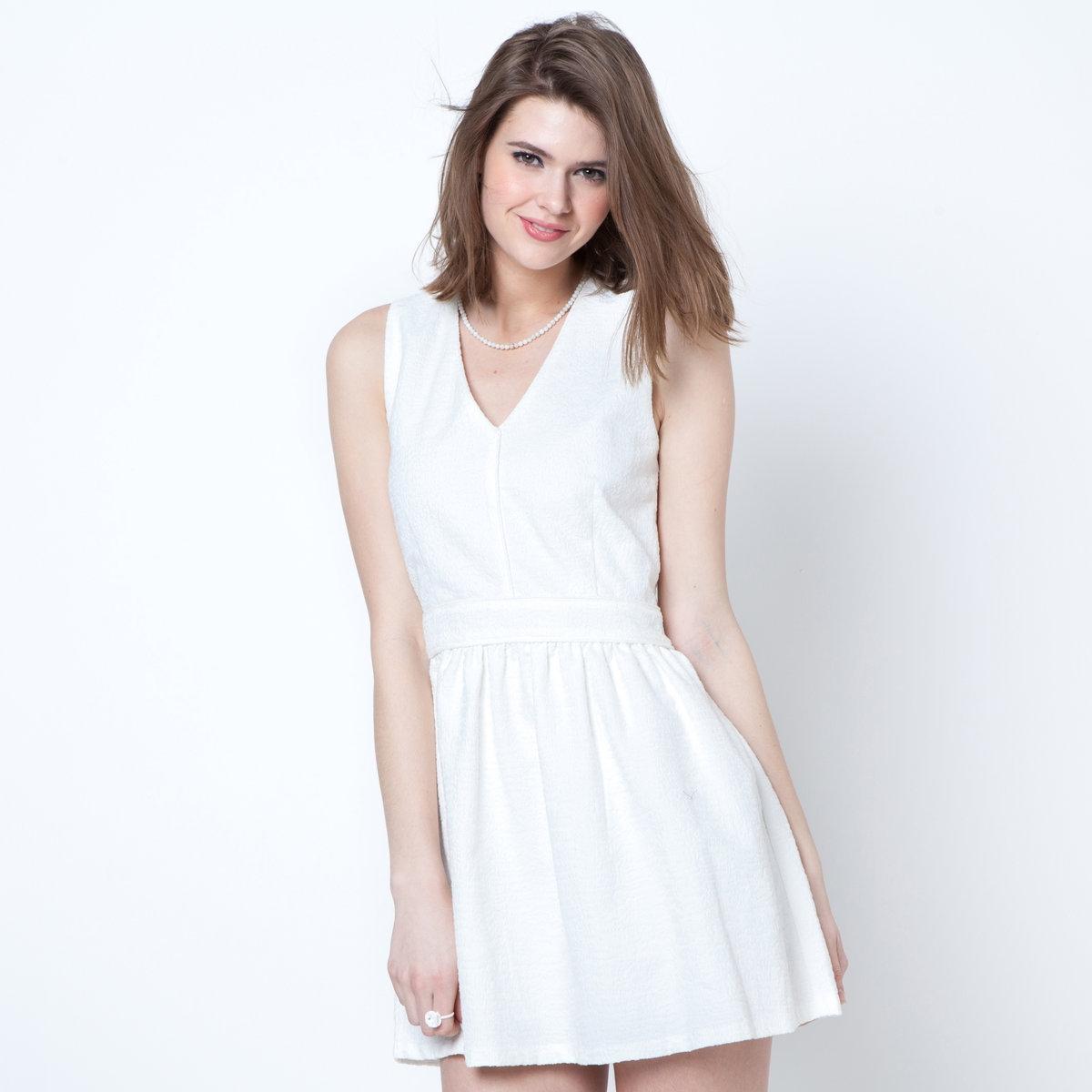 Купить со скидкой Платье Cagliari с V-образным вырезом, без рукавов