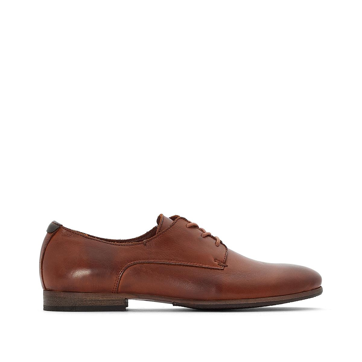 Ботинки-дерби из кожи Gazellan