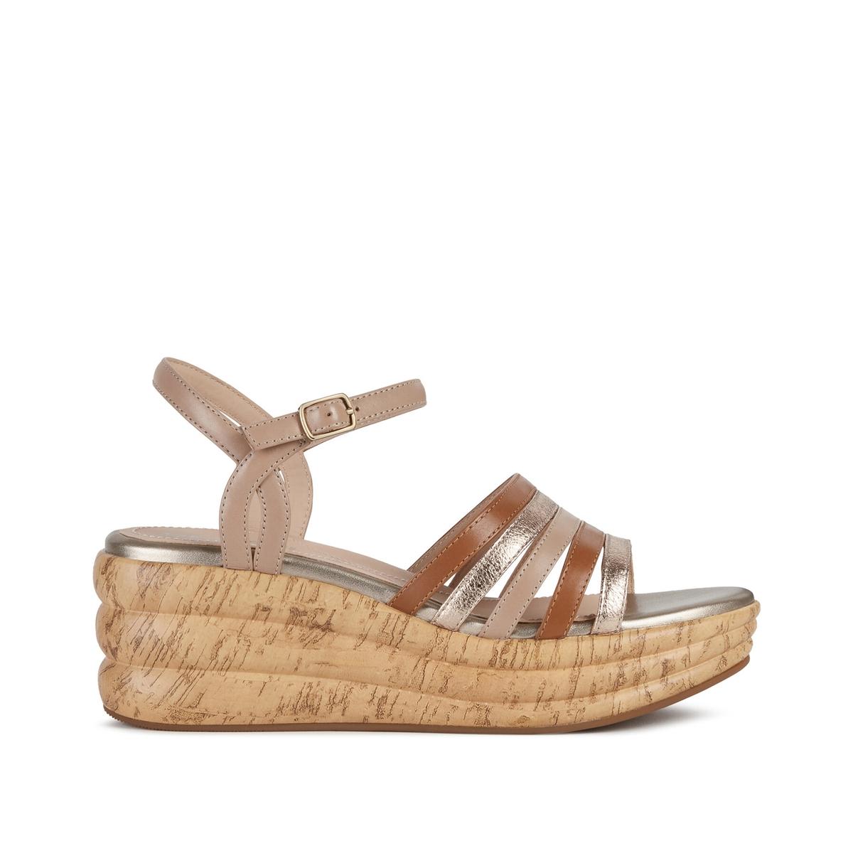 Sandalias de piel Primula