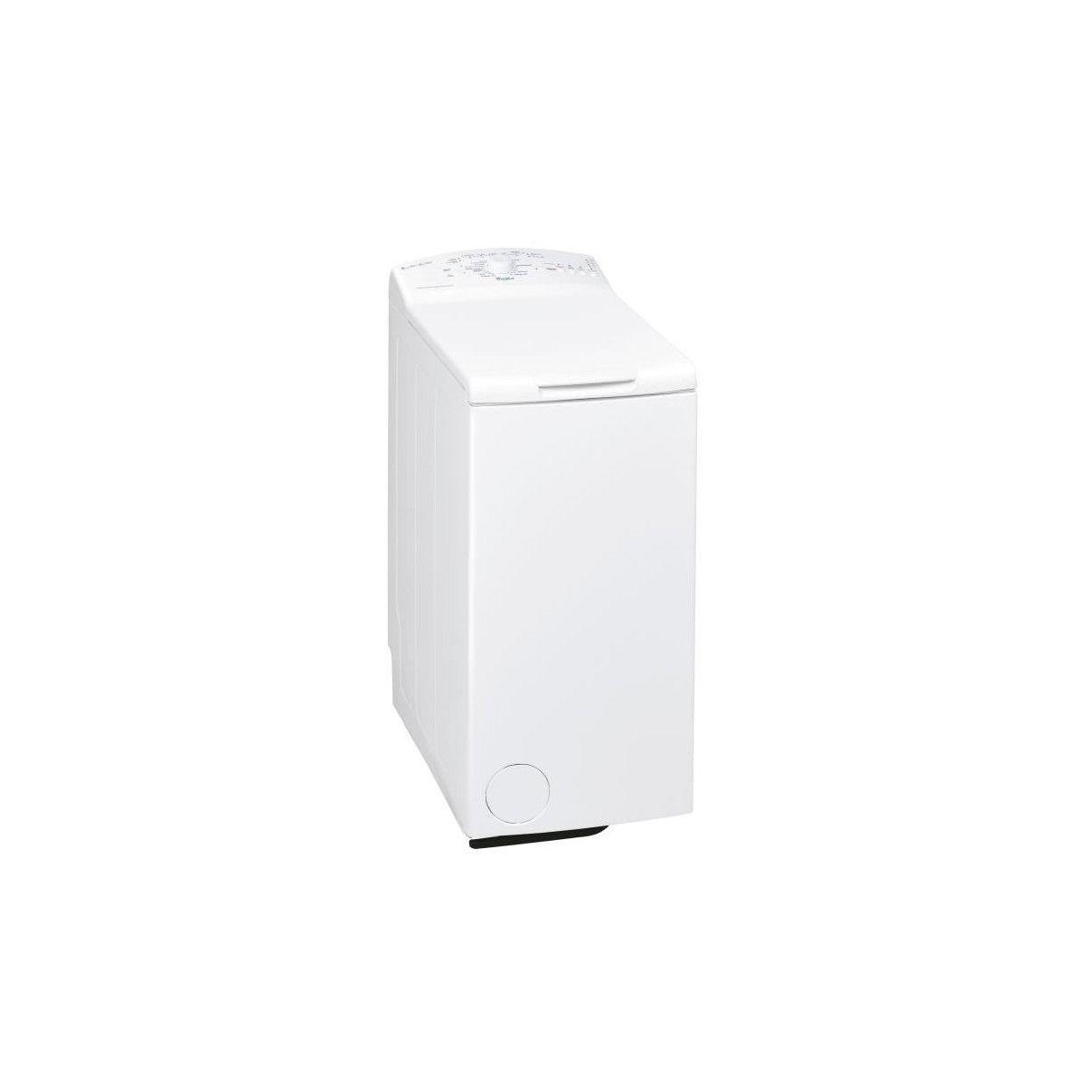 Awe 6560- Lave Linge Top - 6kg - 1000 Trs / Min - A+