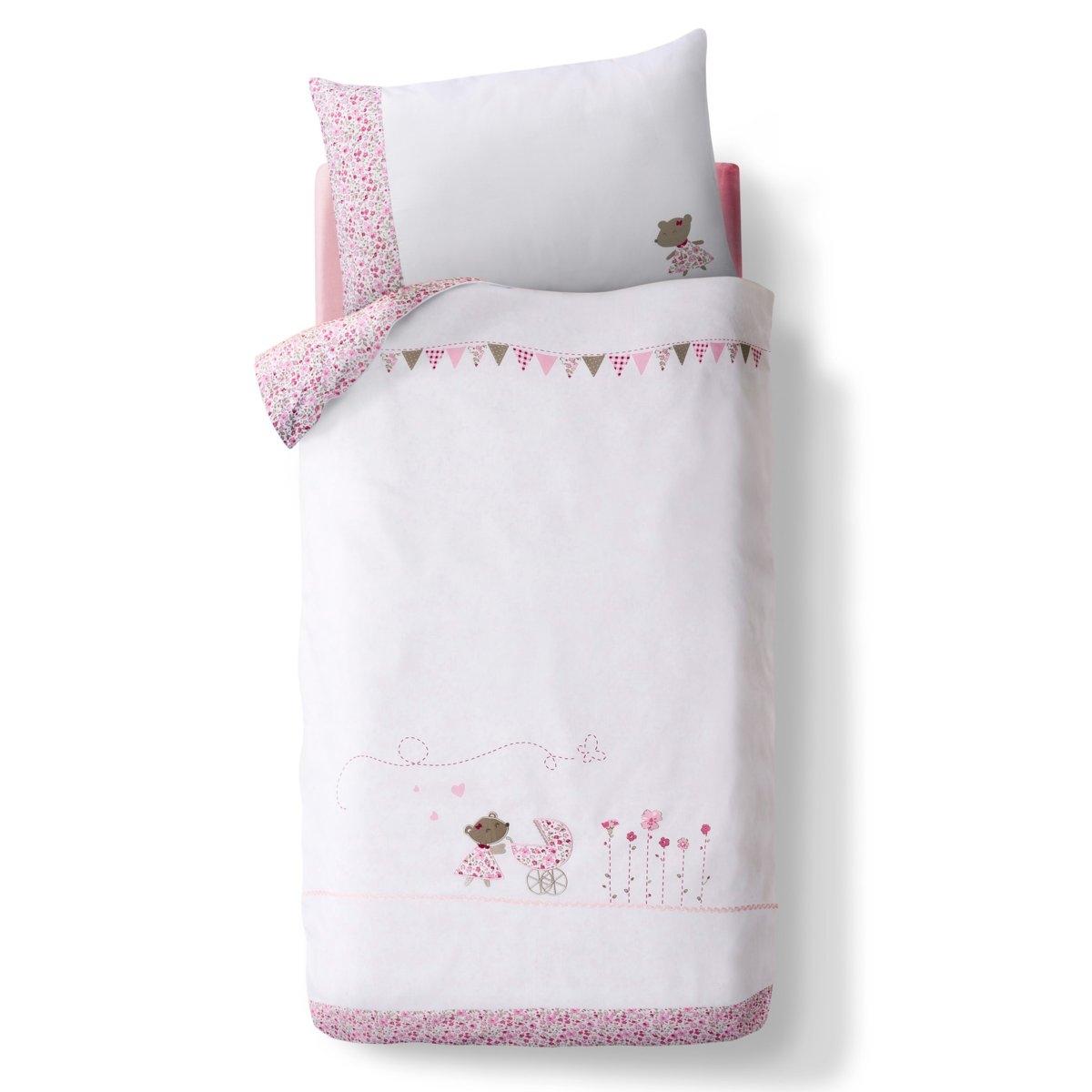Комплект постельного белья Лили от La Redoute