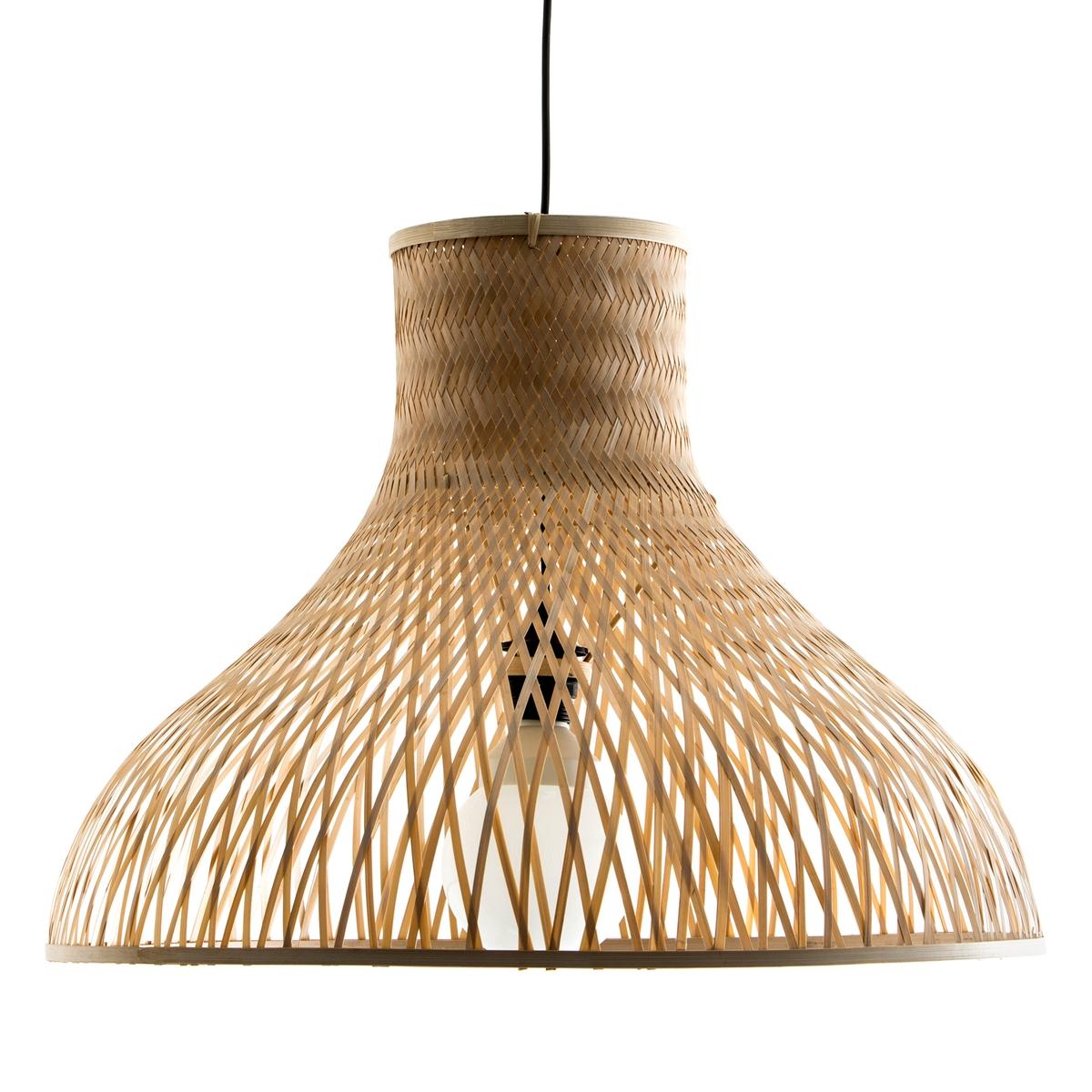 Светильник La Redoute Бамбуковый ONDINE единый размер бежевый