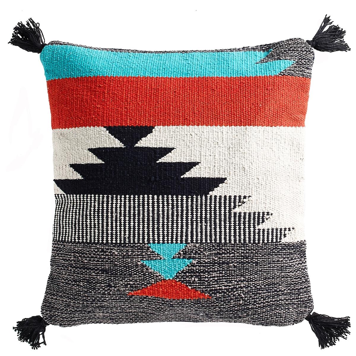 Чехол для подушки квадратный узорчатый, Istahan