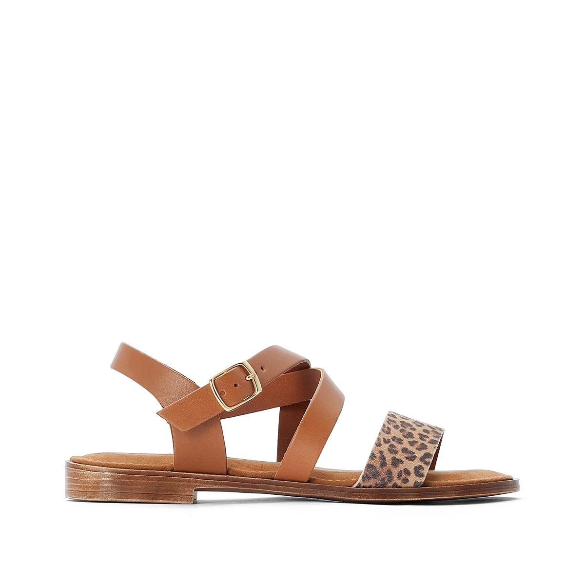 Sandálias em pele, Sera