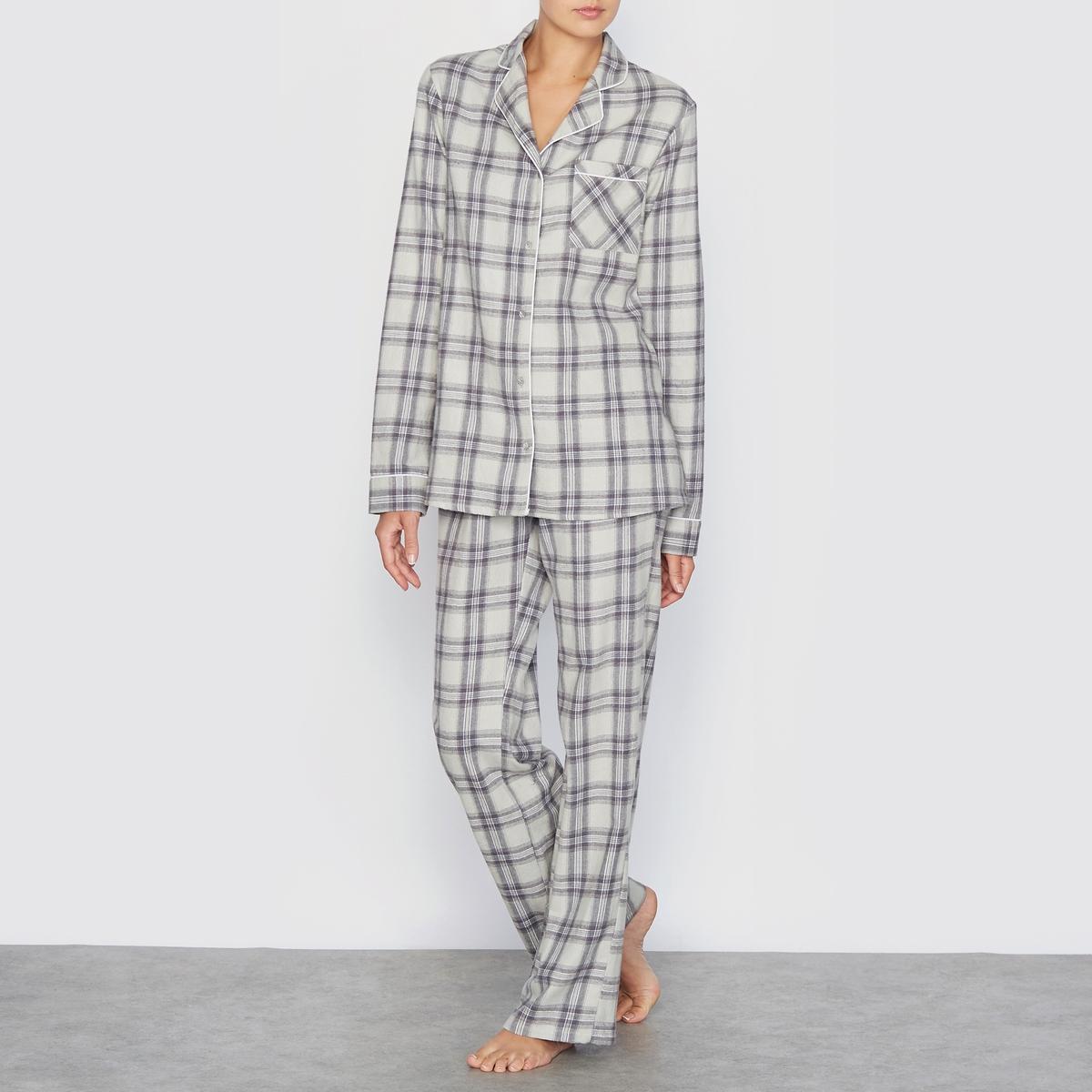 Пижамас длинными рукавами