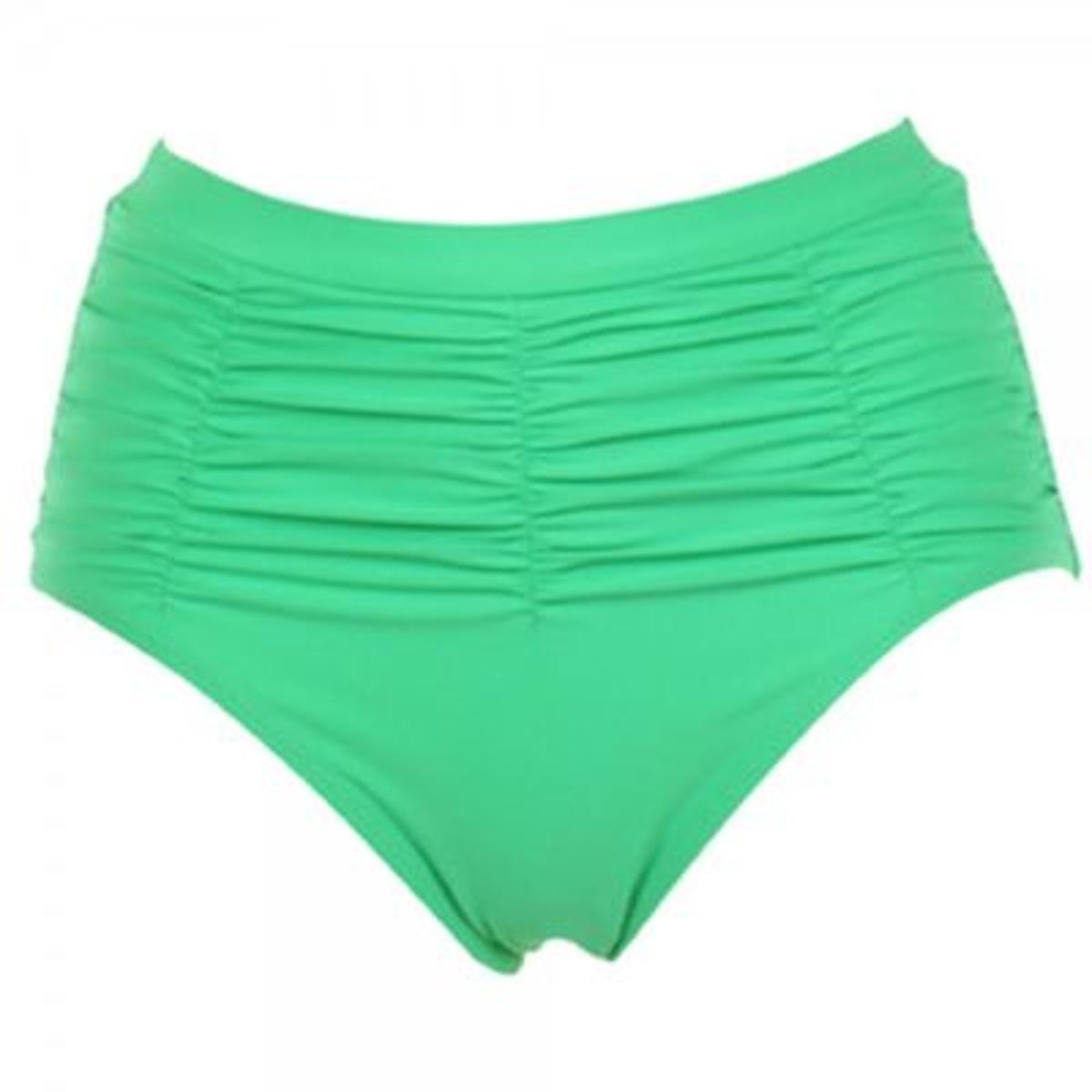 Culotte de bain Seychelles vert