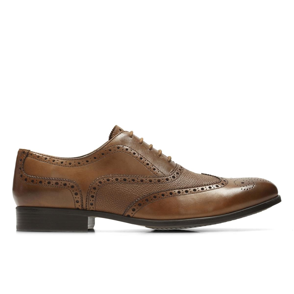 Ботинки-оксфорды кожаные Gilmore Limit