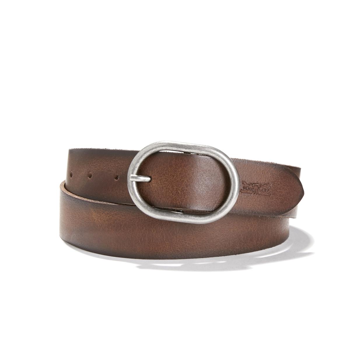 Cinturón de piel Calneva