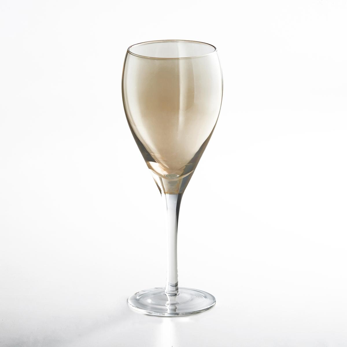 Комплект из 4 бокалов под вино, KOUTINEОписание:4 бокала шабли под белое вино, Koutine, La redoute Int?rieurs . Расширяющиеся у основания и сужающиеся вверху бокалы для вашего любимого вина. Янтарный или темно-серый цвет для создания гармонии оттенков на вашем столе  .Характеристики 4 бокалов под белое вино Koutine : •  Бокалы с ножкой в форме шабли из стекла, выдуваемого ртом •  Диаметр : 8,5 см •  Высота : 22 см •  Ручная стирка •  Продаются в комплекте из 4 бокаловНайдите всю коллекцию Koutine на нашем сайте laredoute.ru<br><br>Цвет: дымчато-серый,янтарь