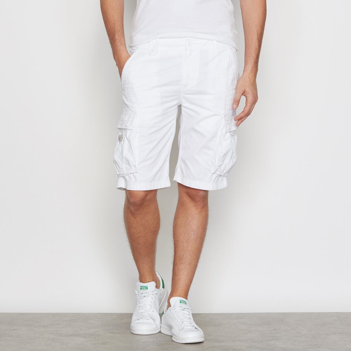 Бермуды в стиле милитари, 100% хлопка, KORGE в минске рубашку милитари