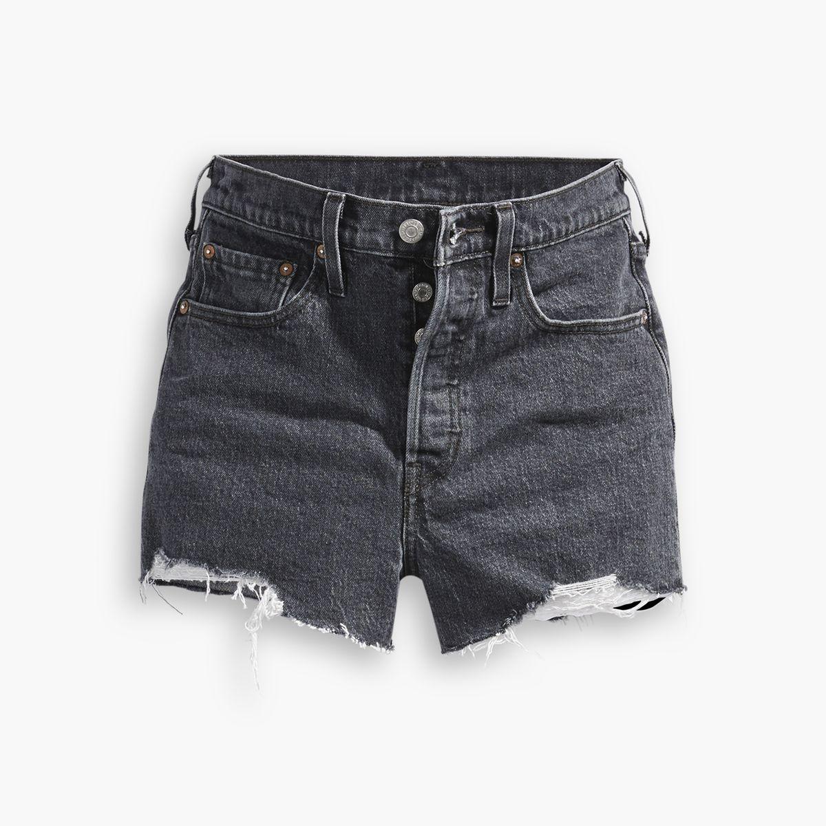 Short Jean 501 HIGH RISE SHORT