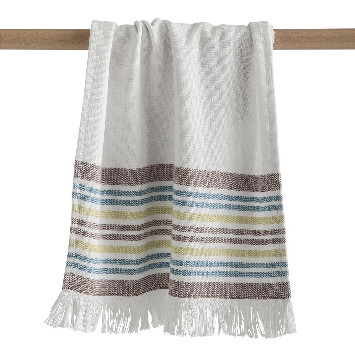 Полотенце гостевое Fouta из двойной махровой ткани CYPRUS