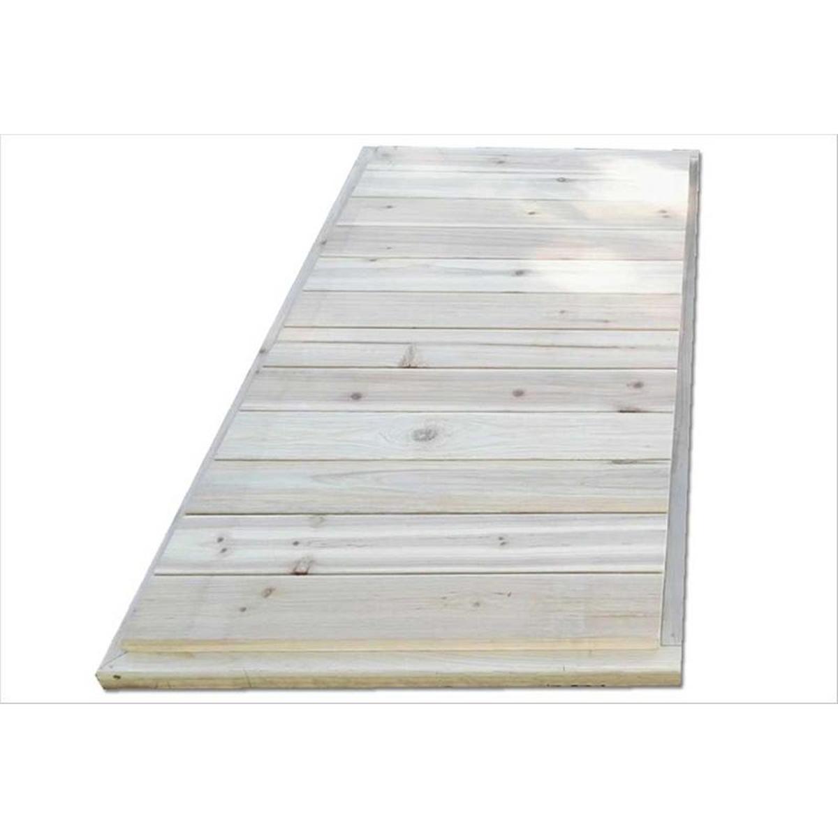 Plancher pour extension maison en bois Loft 150