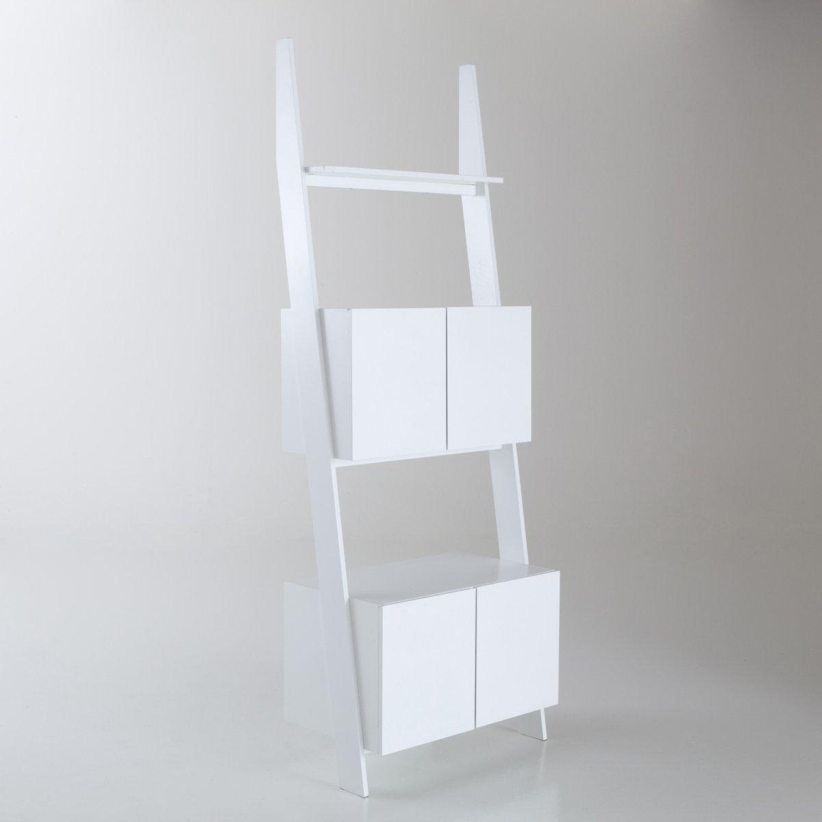 Этажерка-лестница с 4 дверцами, Domeno
