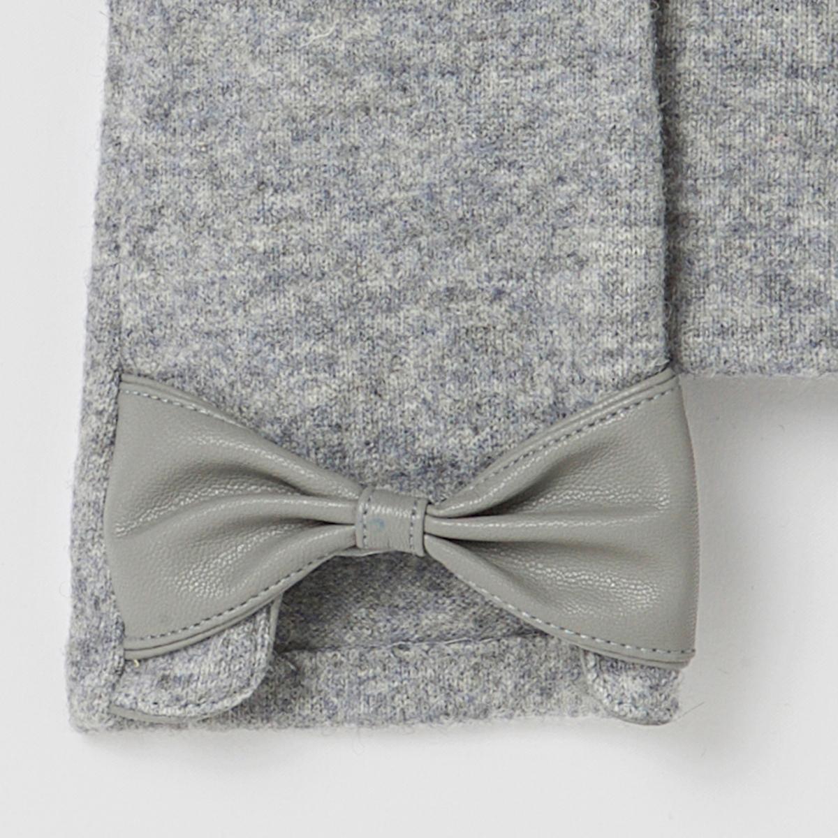 Перчатки - Atelier RПерчатки Atelier RМатериал: 80% полиэстера, 20% шерсти<br><br>Цвет: серый