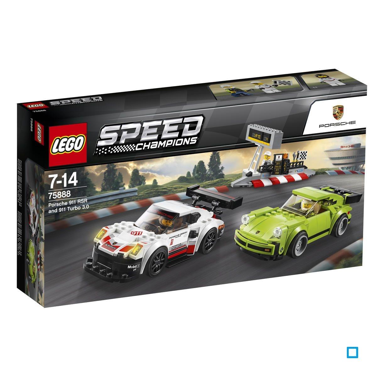 Porsche 911 RSR et 911 Turbo 3.0 - LEG75888