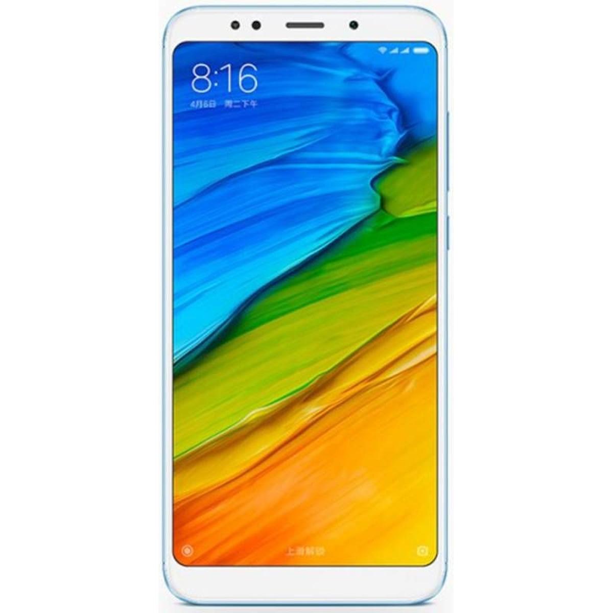 Smartphone Xiaomi Redmi 5 Plus - Double Sim - 32Go, 3Go RAM -