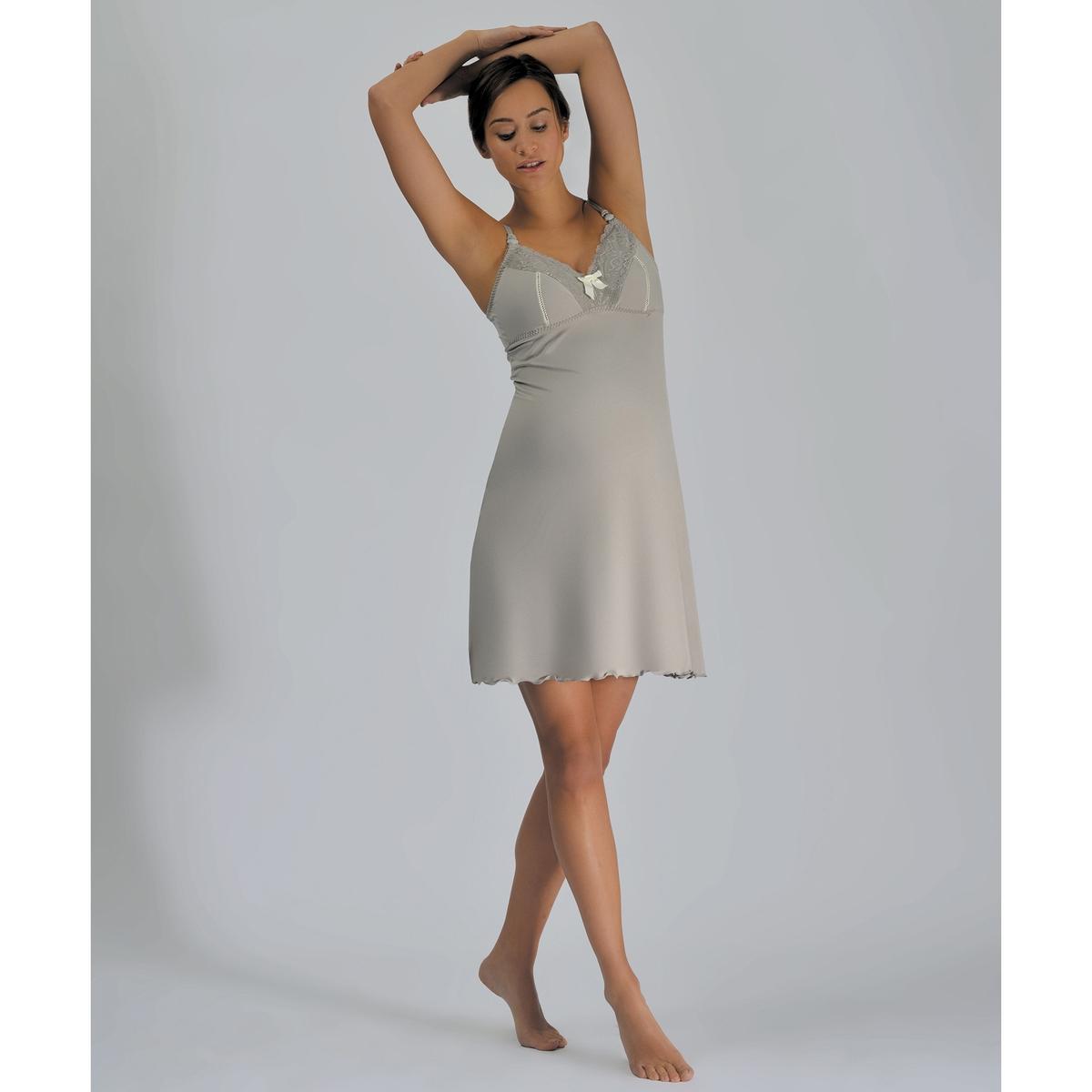 Рубашка ночная для периода беременности и грудного вскармливания LISA рубашка ночная из кружева