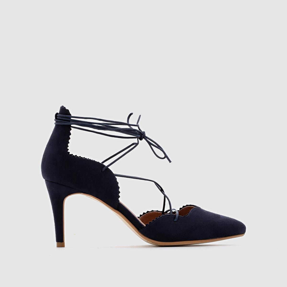 Туфли из синтетики от La Redoute Collections