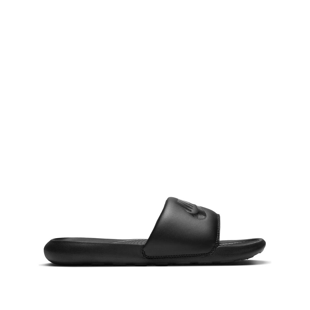 Nike Victori One Slipper voor dames Black/Black/Black Dames online kopen