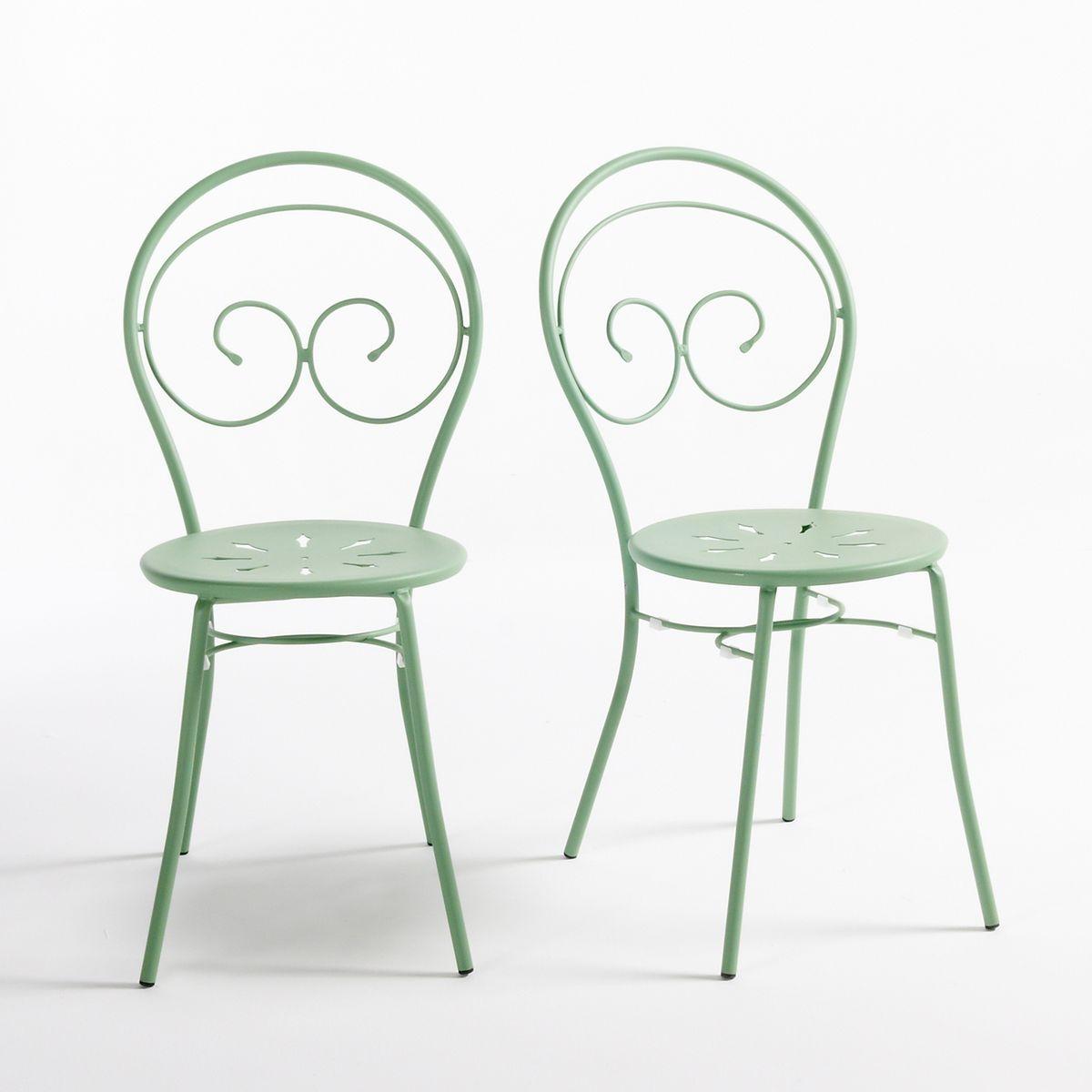 bien choisir une chaise de jardin en fer forg pas ch re. Black Bedroom Furniture Sets. Home Design Ideas