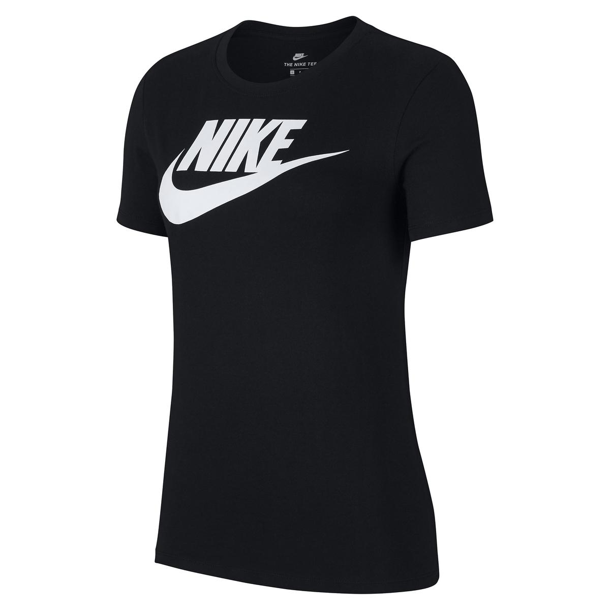 Camiseta con cuello redondo de manga corta, con logotipo Sportswear