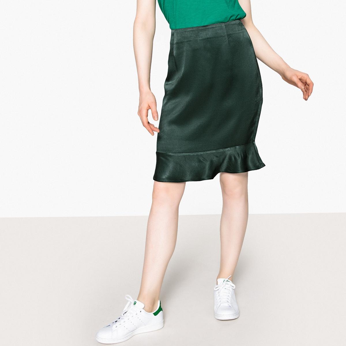 Юбка-карандаш средней длины printio юбка карандаш укороченная