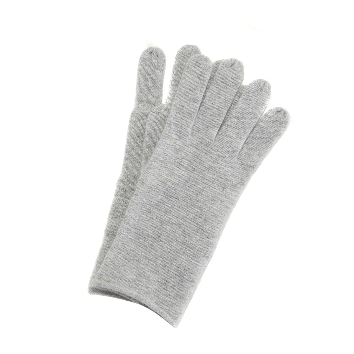 Перчатки La Redoute Кашемировые UNI серый
