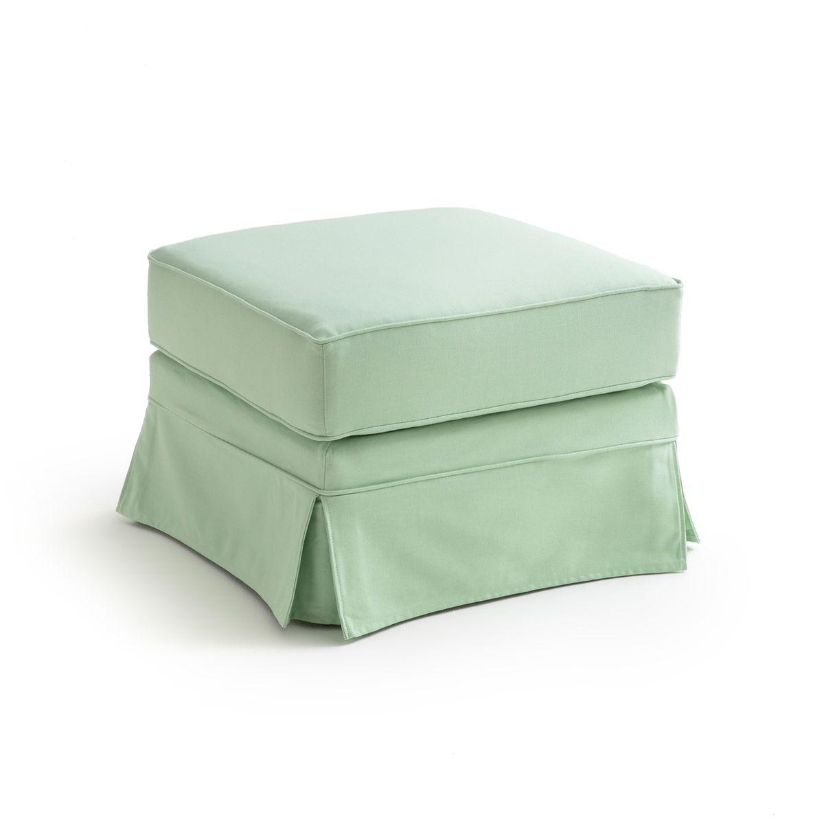 Pouf coton confort supérieur, Adelia