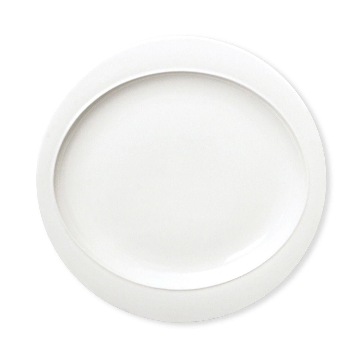 Assiette dessert en porcelaine 22cm - Lot de 6 - VARIO