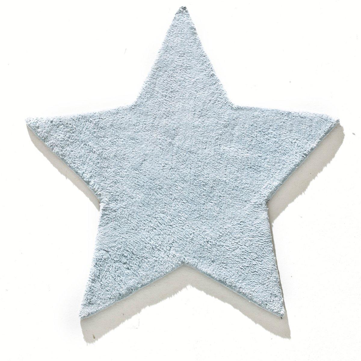 Ковер с ворсом для детской звезда, Zilius, 100% хлопка