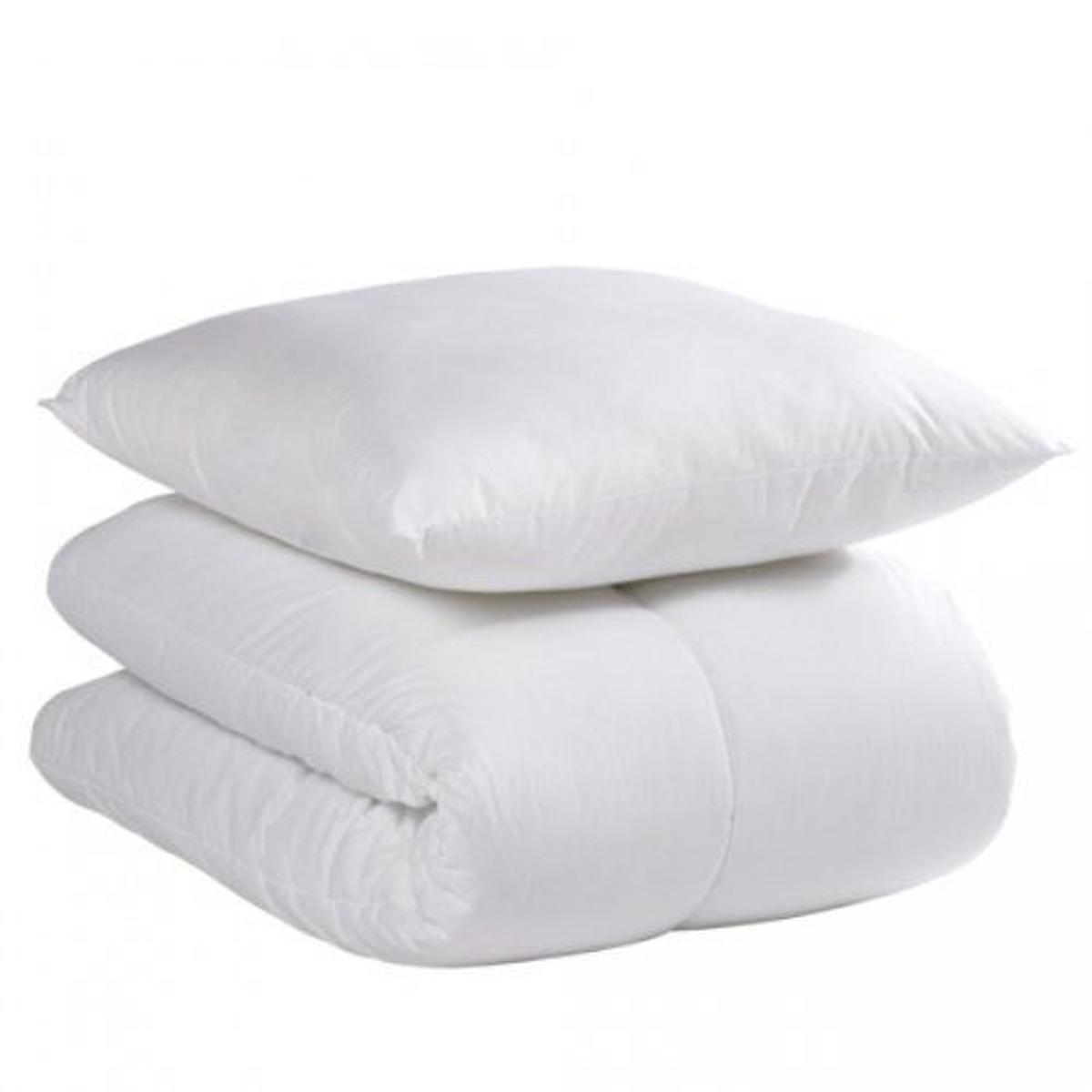 pack couette oreiller premium pour lit junior 140 70 cm vendu par la redoute 21918424. Black Bedroom Furniture Sets. Home Design Ideas