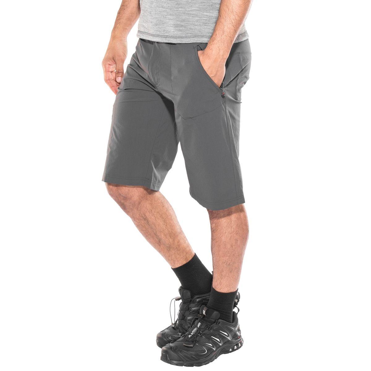 Nil - Shorts Homme - gris