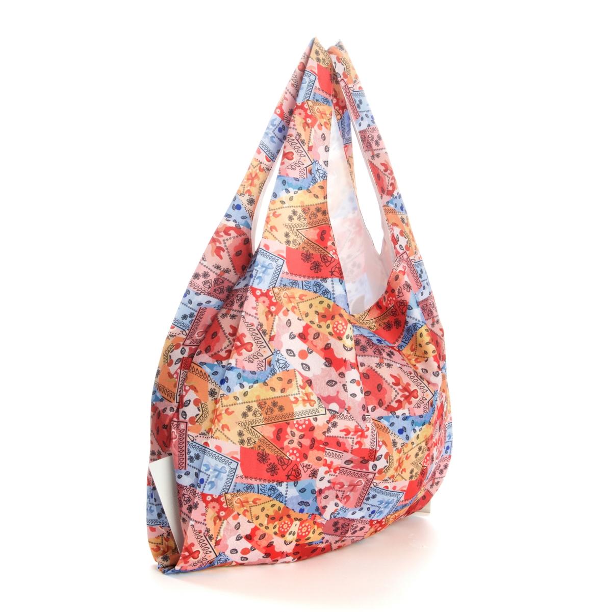 Сумка большая с цветочным рисункомБольшая сумка с рисунком       Верх : полиэстер       Подкладка : полиэстер     Размеры  : В.46 x Ш.47 см<br><br>Цвет: рисунок разноцветный<br>Размер: единый размер
