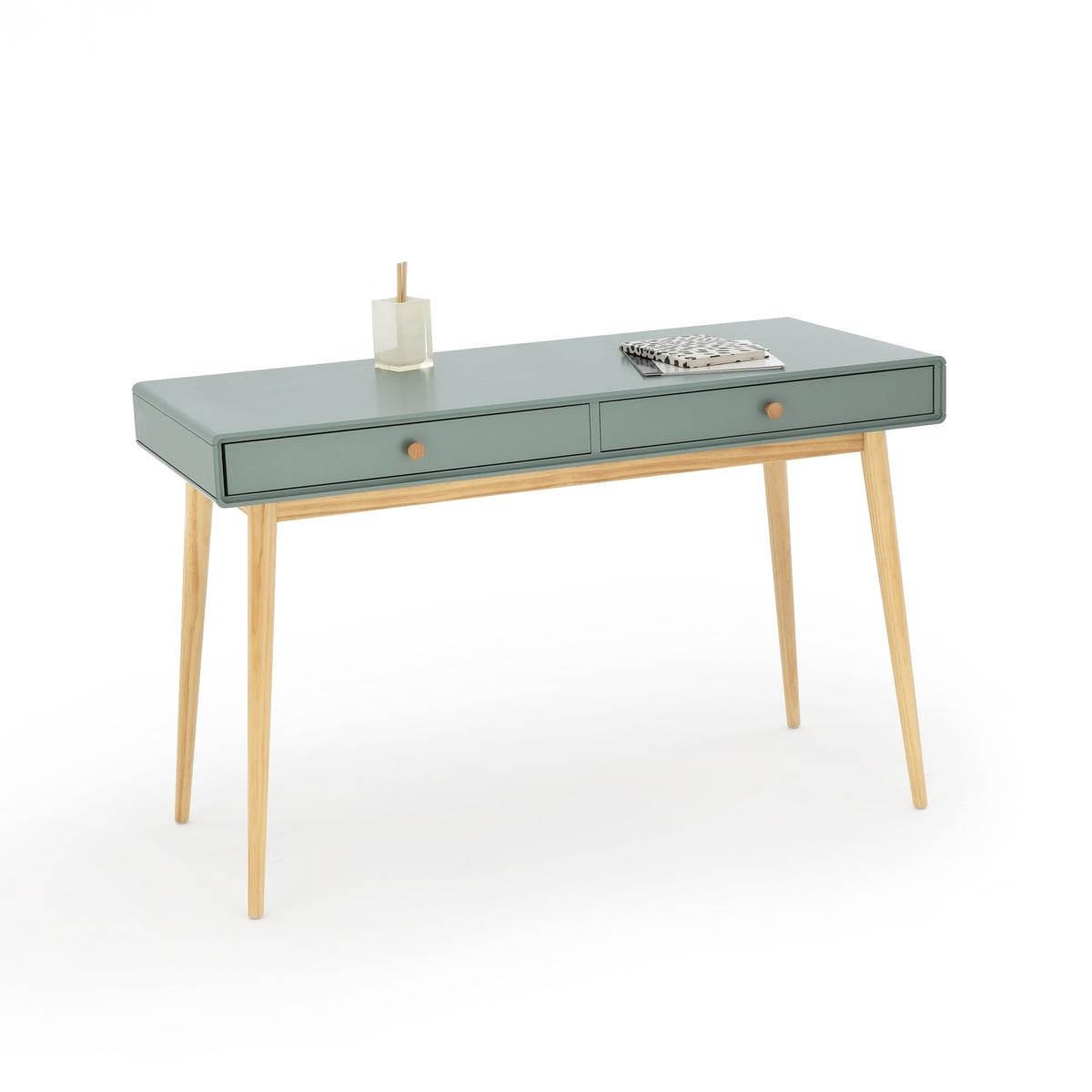Стол La Redoute Письменный с ящиками JIMI единый размер зеленый стол обеденный на 6 персон jimi