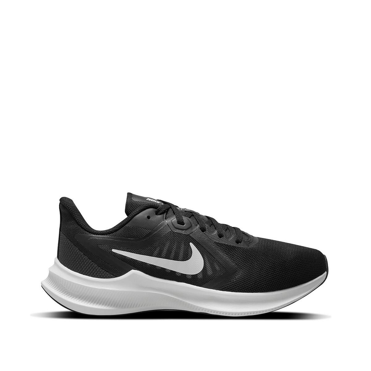 Nike downshifter 10 hardloopschoenen zwart/wit dames online kopen