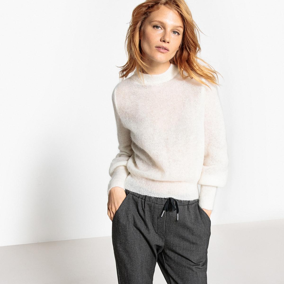 Пуловер из мохера пуловер из мохера
