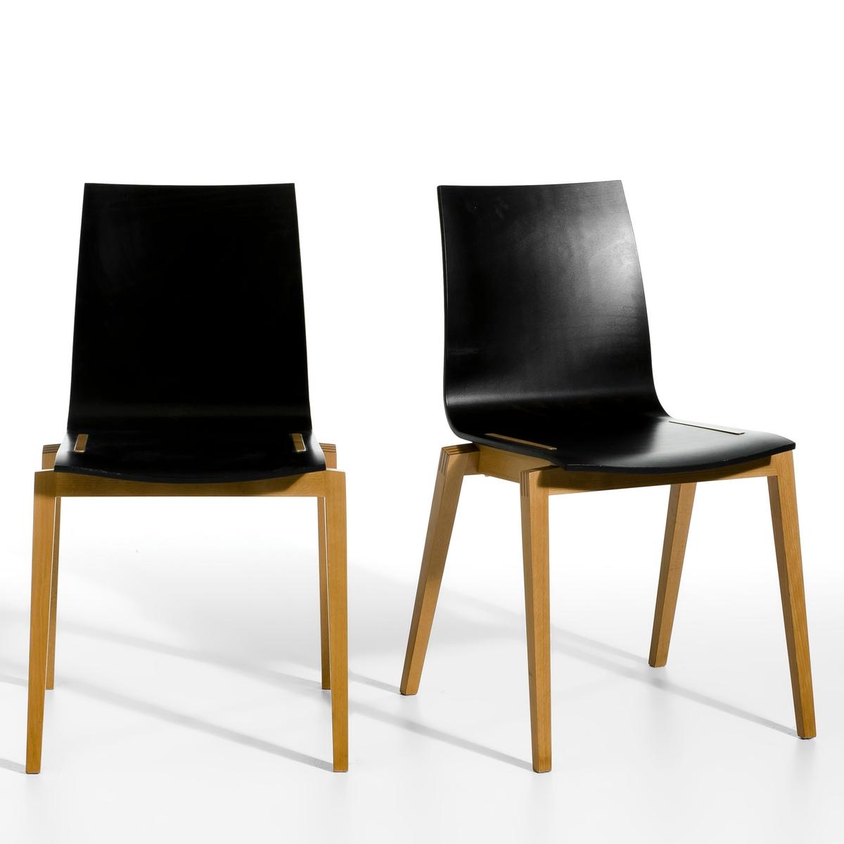 2 стула из массива бука, Soumam