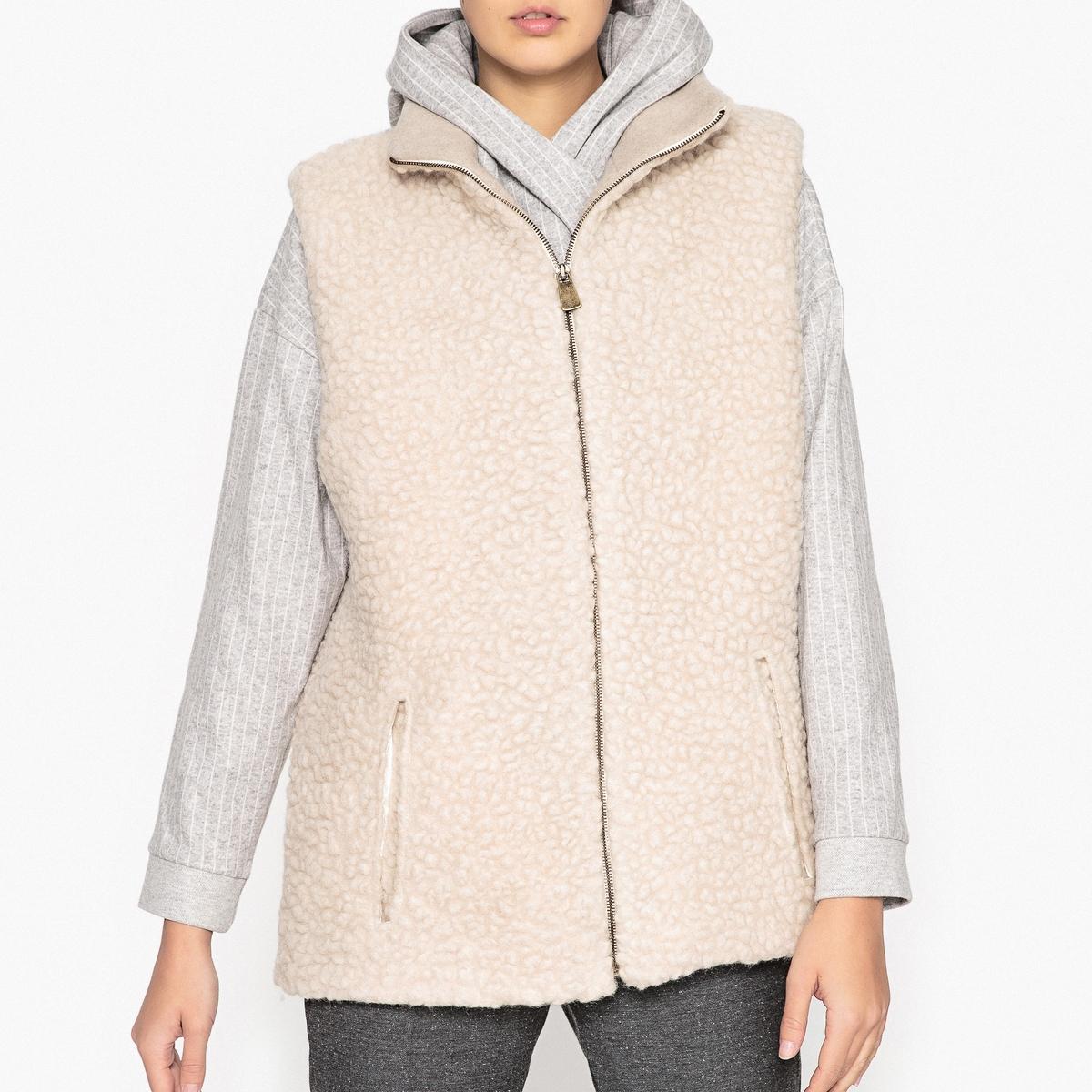 Пальто на молнии EDGARD