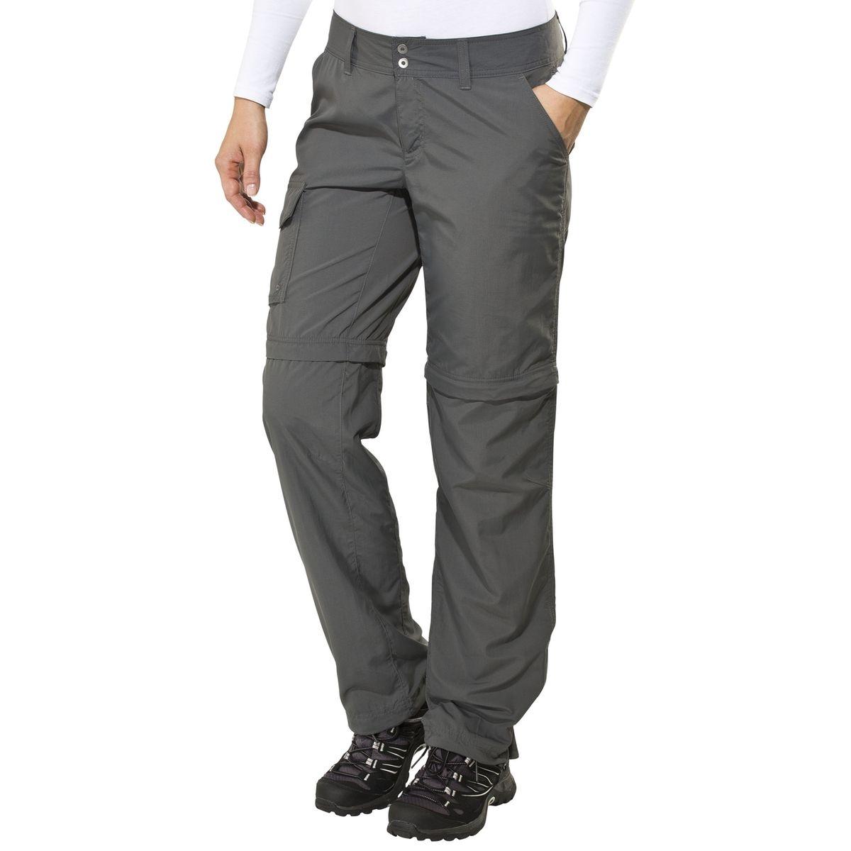 Silver Ridge - Pantalon zip femme - gris
